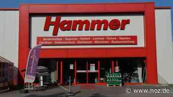 Hammer Fachmarkt in Meppen schließt - noz.de - Neue Osnabrücker Zeitung