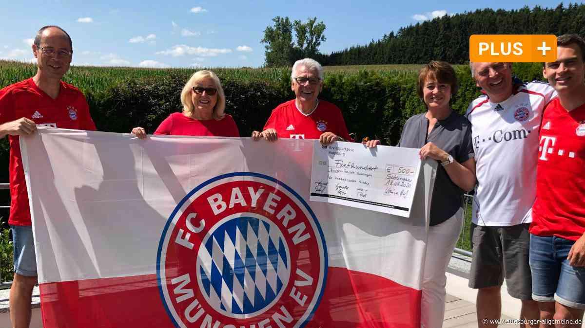 FC Bayern: Gablinger Fans spenden ihr Ticketgeld für krebskranke Kinder - Augsburger Allgemeine