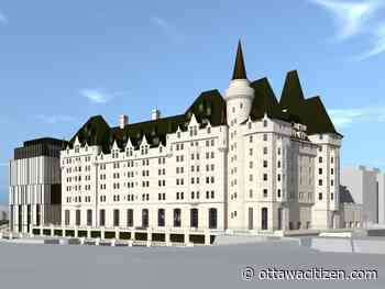 Heritage Ottawa finds common ground with Château Laurier owner on design, ending legal flights