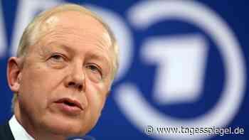 Gehälter der ARD-Chefs: WDR-Intendant Buhrow bleibt bestbezahlter Intendant - Tagesspiegel