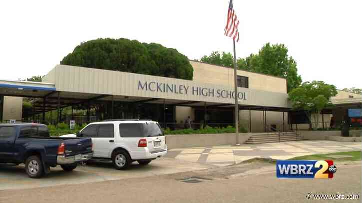McKinley High temporarily closes campus after employee tests positive for COVID-19