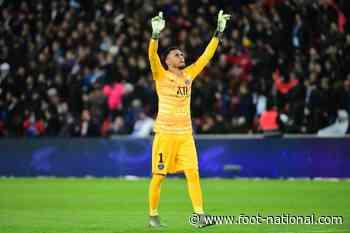 PSG : Navas incertain pour la demi-finale, Verratti en saura plus samedi