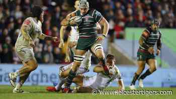Channel 5 to show Tigers' trip to Exeter - Leicester Tigers