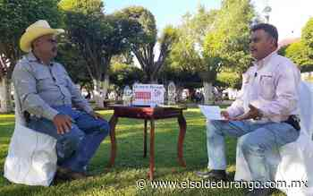 [Video] En Panuco de Coronado no hay obras de relumbrón - El Sol de Durango