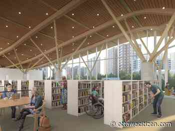 Three firms shortlisted in competition to build super library