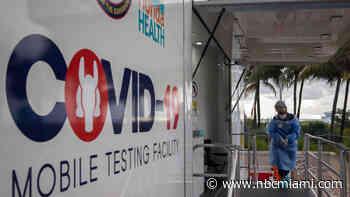 Florida Reports 148 More Coronavirus Deaths, 6,200 New Cases