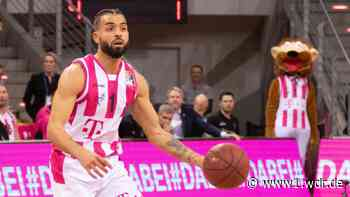 Basketballprofi Joshiko Saibou klagt gegen Entlassung bei Telekom Baskets Bonn