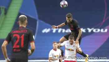 El VAR no vio un penalti sobre Saúl