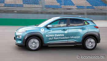"""Hypermiling"": Hyundai Kona Elektro schafft 1026 Kilometer mit einer Ladung - ecomento.de"