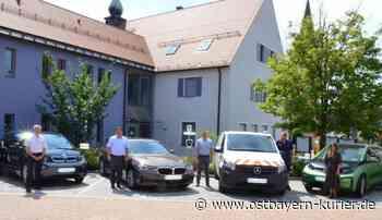 Zwei neue Elektro-Fahrzeuge für Carsharing in Wackersdorf - Ostbayern Kurier