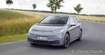 Nur vier Sitze, keine Anhängerkupplung: Das stört Autokäufer am Elektro-VW ID.3 - EFAHRER.com