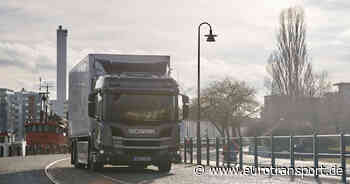 Scania Elektro-Lkw: Start für 2021 angekündigt - Eurotransport
