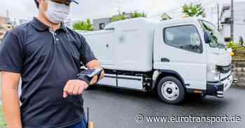 Fuso eCanter SensorCollect: Elektro-Müll-Lkw mit Fernsteuerung - Eurotransport