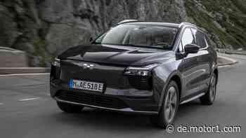 Aiways U5 (2021): Elektro-SUV zu Preisen ab 37.990 Euro bestellbar - Motor1 Deutschland