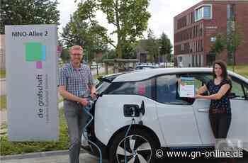 Landkreis erhält Zuwendung für Elektro-Carsharing-Projekt - Grafschafter Nachrichten