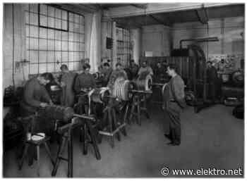 125 Jahre Schmidtsdorff Elektromotoren - de – das elektrohandwerk
