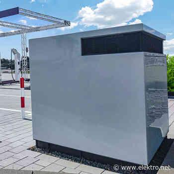Schnellladen am Niederspannungsnetz - de – das elektrohandwerk