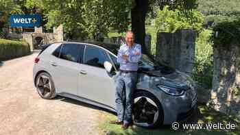 VW ID.3: Herbert Diess macht Urlaub zur Werbetour für seine Elektro-Hoffnung - WELT