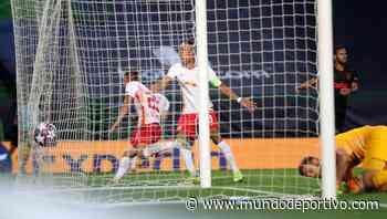 Mazazo del Atlético, que cae eliminado por el Leipzig