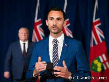 Ontario education minister makes announcement as conflict escalates over return to school