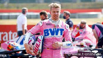 Formel 1: Nico Hülkenbergs Comeback beendet – Gespräche mit Alfa laufen - t-online.de