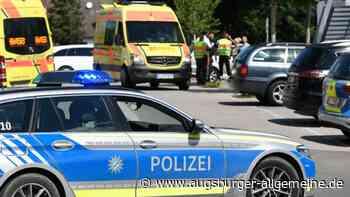 Ermittlungen nach tödlichem Unfall Am Wasen in Günzburg laufen - Augsburger Allgemeine