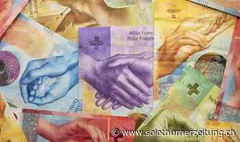 Möglicher Betrug bei Corona-Krediten: Im Kanton laufen vier Strafverfahren - Solothurner Zeitung