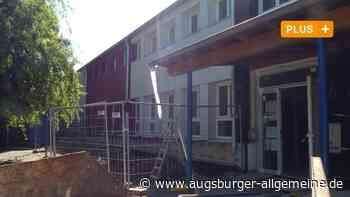 So laufen die Bauarbeiten bei der Grundschule Willprechtszell - Augsburger Allgemeine