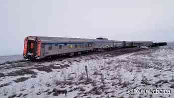 Passenger train derailment near MacGregor, Man., caused by track defects: safety board
