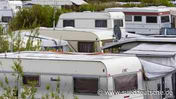 Campingbranche mit dem Sommer zufrieden - Süddeutsche Zeitung