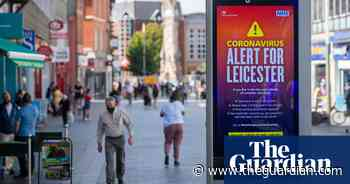 'Eat out' scheme muddles Covid messaging, says Leicester health chief - The Guardian