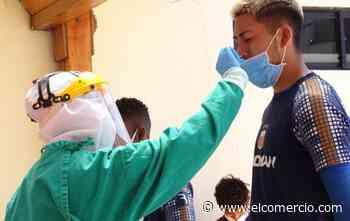 Deportivo Quito reportó tres casos de personal infectados por covid-19