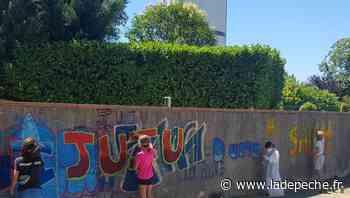 Blagnac. Stages de street art à l'Aérochrome - ladepeche.fr