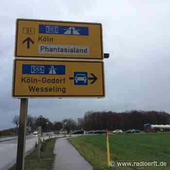 Brühl/Wesseling: Kerkrader Straße wieder frei - radioerft.de