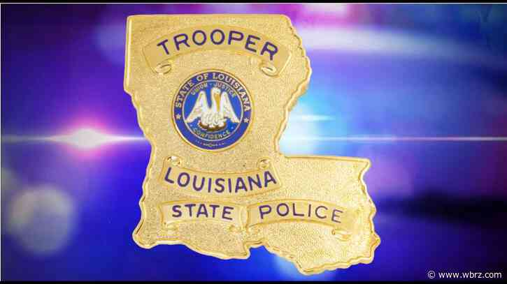 Troopers investigate two separate fatal crashes in Pointe Coupee Parish, Iberville Parish Thursday