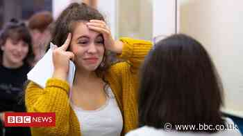 Students warn mock grades 'make mockery' of exams