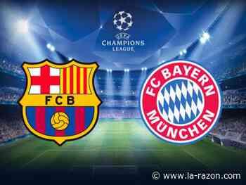 Barcelona contra Bayern Múnich por otro pasaje a semifinales - La Razón (Bolivia)