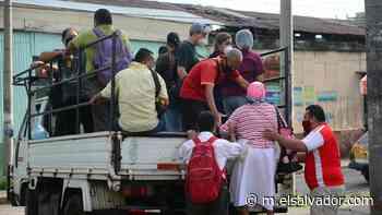 SONDEO: ciudadanos gastan más en pasaje de lo que ganan en un día de trabajo   Noticias de El Salvador - elsalvador.com