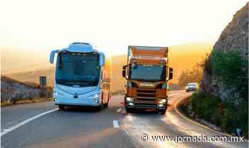 Scania México tiene nueva estrategia para carga y pasaje - jornada.com.mx