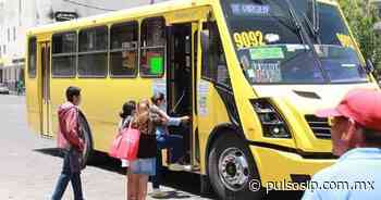 SCT sin facultades para prohibir el exceso de pasaje en urbanos - Pulso de San Luis