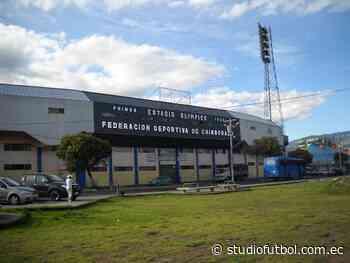 (FOTO) Pésimas condiciones del estadio Olímpico de Riobamba - StudioFutbol