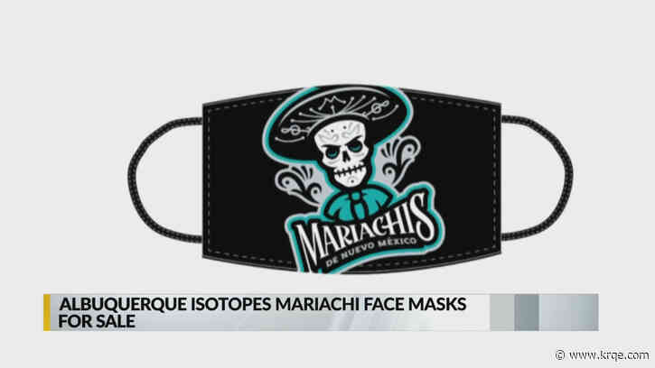 Isotopes offer face mask swag on website