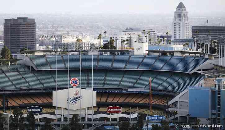 Dodger Stadium To Serve As Vote Center For Presidential General Election
