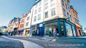 Des terrasses XXL rue des Boucheries-Saint-Ouen à Rouen tous les samedis à partir du 15 août - Paris-Normandie