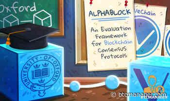 VeChain (VET), University of Oxford Introduce Blockchain Evaluation Framework - BTCMANAGER