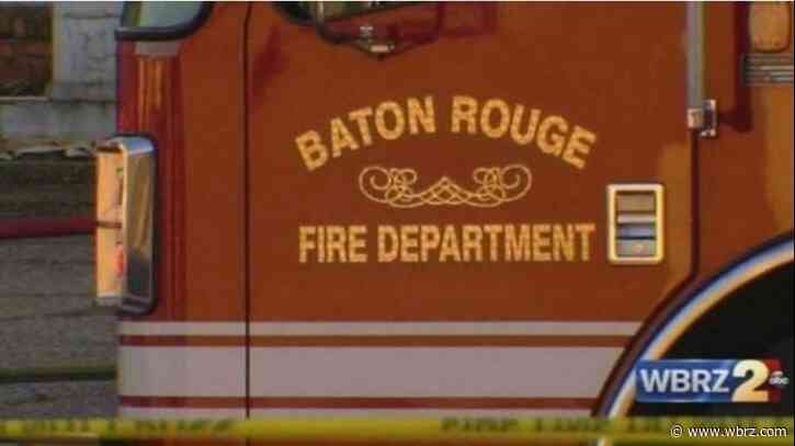 BRFD: Fire causes $25,000 worth of damage to tire shop on Scenic Highway