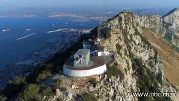 Gibraltar's top-secret underground plan