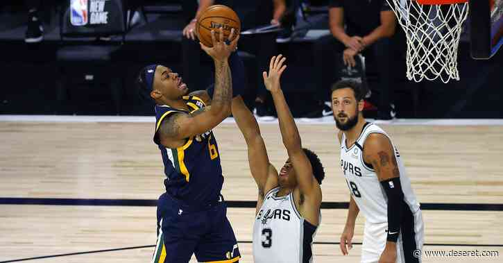 3 takeaways from the Utah Jazz's 118-112 victory over the San Antonio Spurs