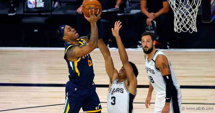 Meaningless win over Spurs over, Utah Jazz now turn their focus to facing the Nuggets on Monday