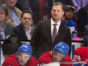 Kirk Muller takes over head-coaching duties for Canadiens
